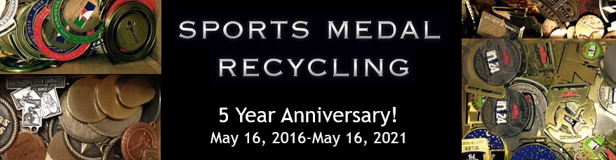 Sports Medal Recycling